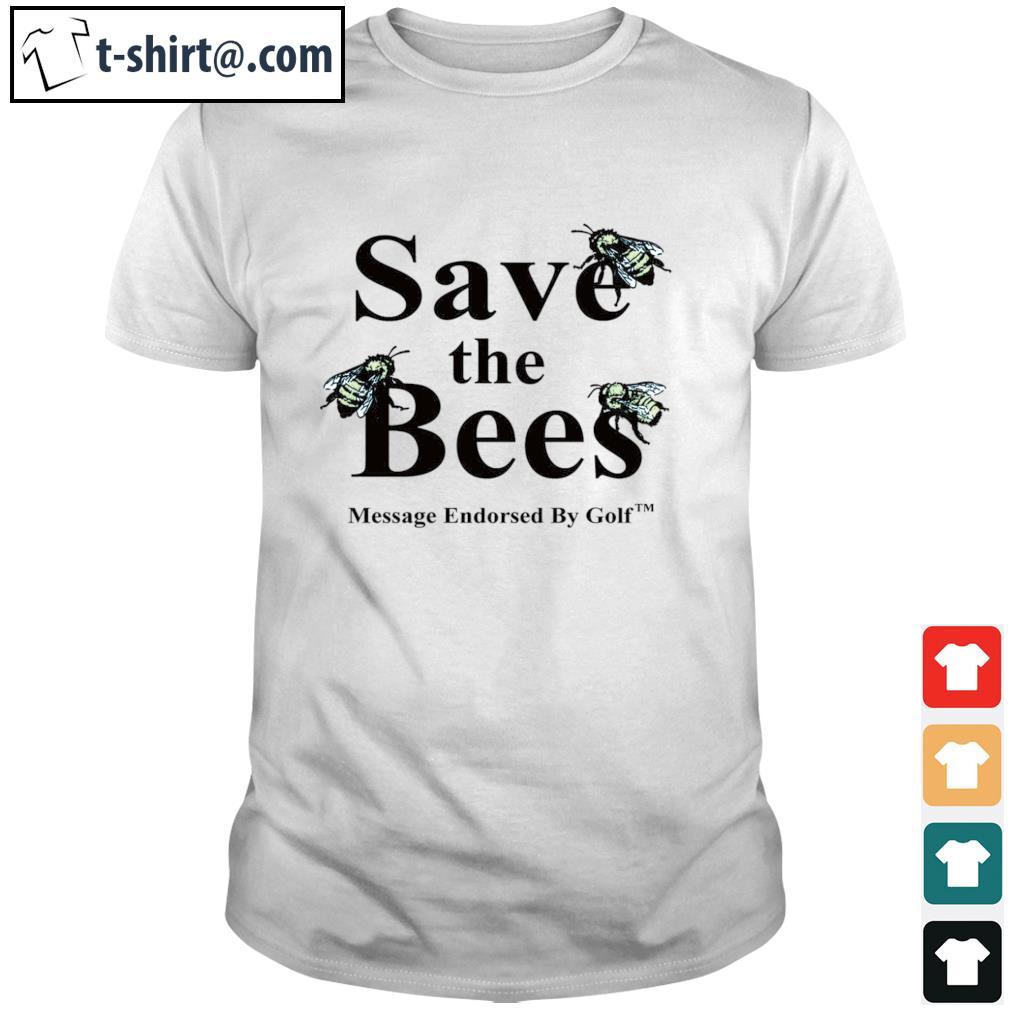 Save the Bees shirt